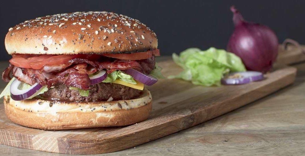 livraison à domicile le zinc à burger lyon