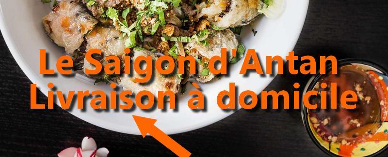 Commandez en ligne pour Le Saigon d'Antan à Lyon