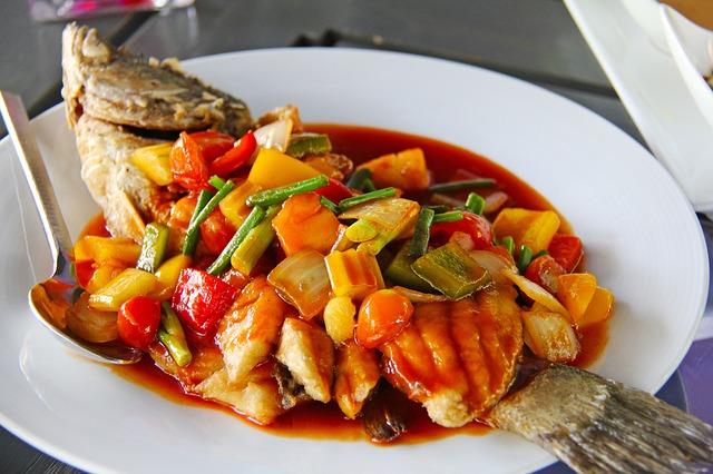 cuisine thailandaise épices et piments